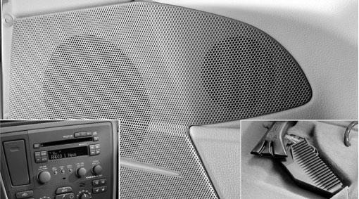 Premium Sound System Hu803 S60 2004 Volvo Cars Accessoriesrhaccessoriesvolvocars: Volvo Audio Accessories At Gmaili.net