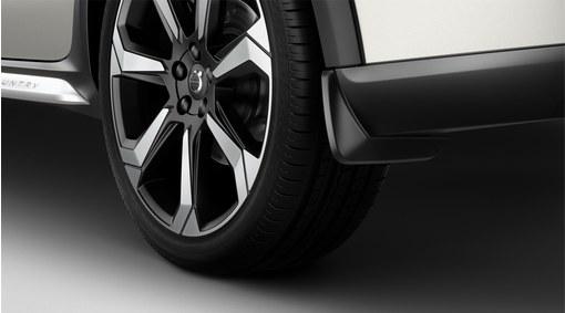 Caucho Moldeado Ajuste Universal Coche mudflaps MUD FLAPS se ajusta Volvo V60 Cross Country
