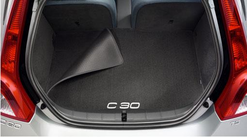 emballage et chargement c30 2010 accessoires volvo cars. Black Bedroom Furniture Sets. Home Design Ideas