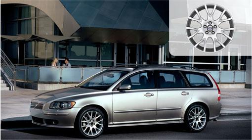 style extérieur - v50 2011 - accessoires volvo cars