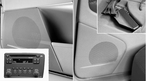 High Performance Sound System Hu650 S60 2005 Volvo Cars Rhaccessoriesvolvocars: 2007 Volvo V50 Where Is Audio Amp At Elf-jo.com