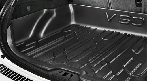 荷物の積み込み V60 2014 ボルボカーズアクセサリー