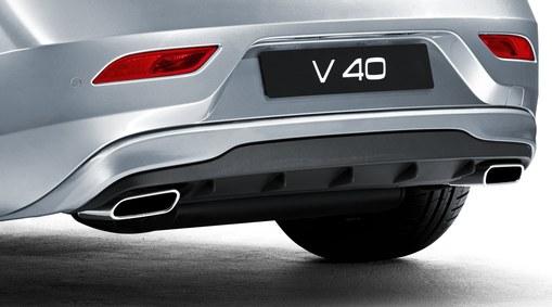 Accessoriesvolvocarsen4907662014d2: Volvo V40 Exhaust At Woreks.co