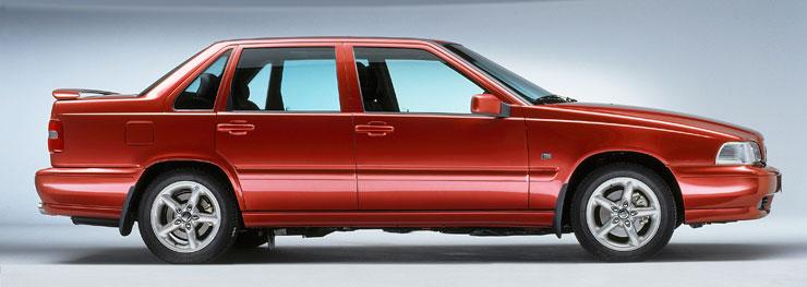 Zubehör S70 1999 Volvo Cars Zubehör