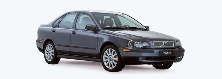 Accessories - S40 2004 - Volvo Cars Accessories